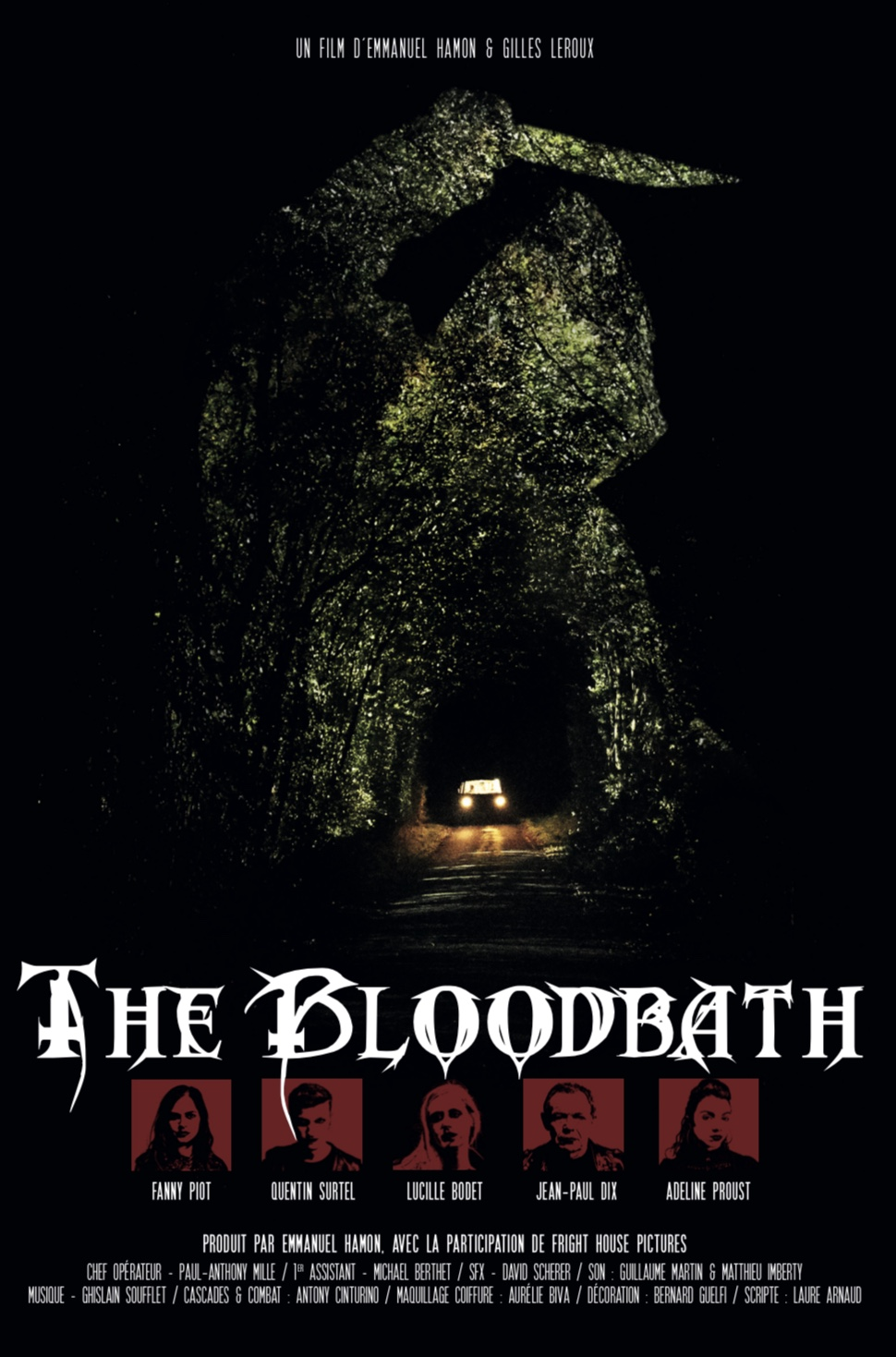 Affiche The Bloodbath